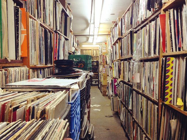 Top NYC Record Stores